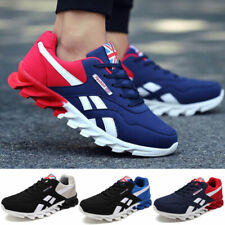 Men's Running Sneakers Sports Casual Athletic Tennis Workout Non-slip Shoes Gym
