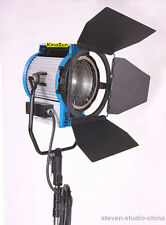 PRO 5000W Fresnel Tungsten Light Spotlight + bulb film studio video
