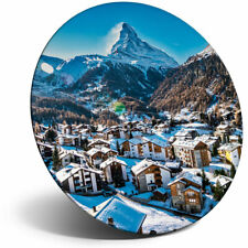 Awesome Fridge Magnet - Zermatt Matterhorn Mountain Cool Gift #2313