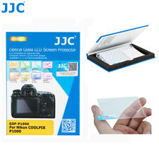 JJC 0.3mm 9H Optical Tempered Glass Screen Protector for Nikon COOLPIX P1000