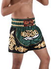 New Boxing Shorts ThaiBoxing Satin MT 2 Tone Muay Thai Kickboxing M-XXXL AU