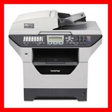BROTHER MFC-8690DW Printer -- REFURB ! -- w/ NEW Toner & NEW Drum !!!!
