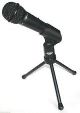 G158PCB (equivalente Trust Starzz Micrófono de Alto Rendimiento 16973) + Soporte de escritorio plegable