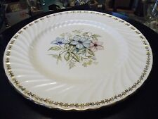 Set of 4 Aynsley DORCHESTER 10 1/2 Inch Dinner Plates MINT (2 sets available)