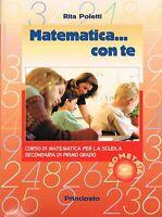 Matematica con te. Geometria. Per le Scuole: 2 - 8841653469