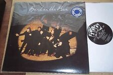 PAUL McCARTNEY AND WINGS - Band on the Run (with poster) - Apple SO-3415