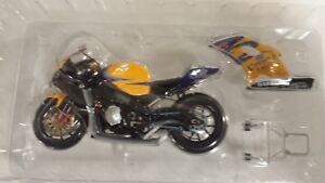 Yukio Kagayama. Suzuki GSX-R1000. WSB2006. Minichamps 1/12.