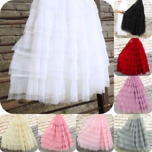 1 Yard Cake Dress Tulle Ruffled Lace Fabric Pleated Multi Layers Decor Cloth