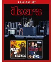 THE DOORS - FEAST OF FRIENDS+HOLLYWOOD BOWL (2BLURAY)  2 BLU-RAY NEU