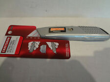 Craftsman Retractable Utility Knife 3 Blades #94853
