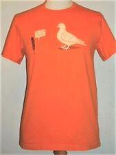 I AM YOUR FEATHER Pigeon THREADLESS T-shirt, Medium