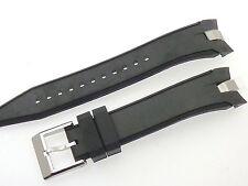 Original Seiko SPORTURA brazalete pulsera reloj ref. snae 87p1 goma 21 mm nuevo