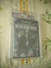 >> VGA 85 GAMECUBE METAL GEAR SOLID THE TWIN SNAKES NEW FACTORY SEALED! <<