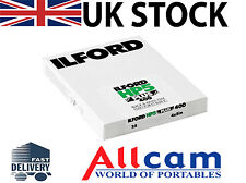 Ilford HP5 Plus 400 Large Format 4x5 Black & White Negative Film (25)