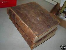 1811 Book Set Scott's Holy Bible New Testament LOOK