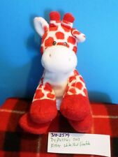 Ty Pluffies Kisser the Red Giraffe 2007(310-2579)