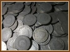 1 (One) Liberty V Nickel, Type Coin Sale, Nice Coins G-G+ Grade, no AG-CULLS