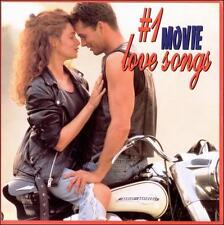 Audio CD # 1 Movie Love Songs - Number One Movie Love Songs - Free Shipping