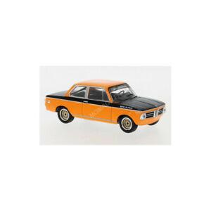 IXO IXOCLC368N - BMW Alpina 2002 Tii 1972 Orange/Black 1/43