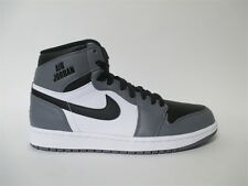 Nike Air Jordan 1 High Cool Grey Black White Sz 9.5 332550-024
