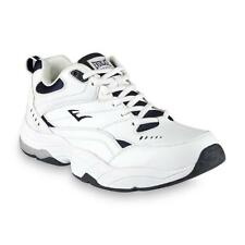28bc0e503f51 Everlast Sport Men s Louis Wide Width Court Shoe White running jogging WIDE