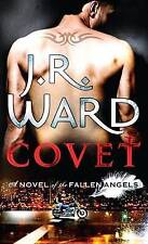 Covet by J. R. Ward (Paperback) New Book