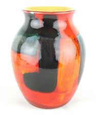 Poole Pottery The Living Glaze Collection Gemstones Pattern 20cm Vase