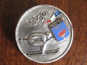 Badge / Insigne Equipe Français JO Jeux Olympiques 1968