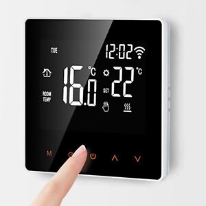 Wi-Fi Smart Thermostat for Smart Home DIY Work with Alexa Voice Control