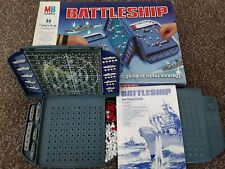 BATTLESHIP GAME 1996 MB GAMES 100% COMPLETE CLASSIC NAVAL STRATEGY FREEPOST