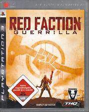 Red FACTION GUERRILLA - (Playstation 3)