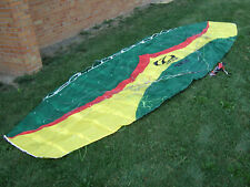 Ozone Frenzy kite 7.5m with bar and lines. snow / land use.