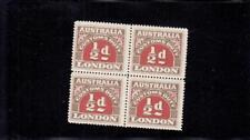 Foreign Revenue: Australia, 1/2d, Customs Duty (17773)