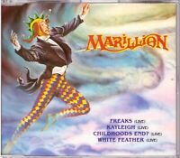 MARILLION Freaks (Live) CD EP w/Kayleigh, Childhoods End, White Feather—all live