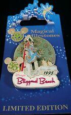 Disney 35 magical milestones Blizzard beach pin wdw