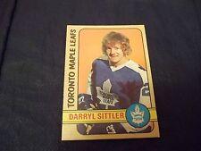 1972-73 OPC O-Pee-Chee #188 Darryl Sittler 3rd year Toronto Maple Leafs - nrmtmt