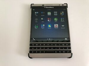 BlackBerry Passport Passport SE - 32GB - Silver (Unlocked) Smartphone