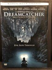 Dreamcatcher (DVD, 2003, Widescreen, Bilingual)-Horror-Stephen King