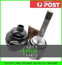Fits TOYOTA LAND CRUISER 100 HDJ101 1998-2007 - OUTER CV JOINT 30X72.5X30