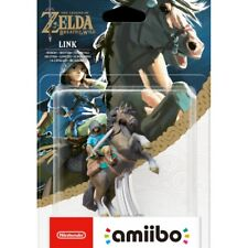 Ref 2004266 Nintendo Amiibo The Legend of Zelda Colours Link Rider