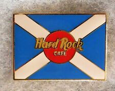 HARD ROCK CAFE ONLINE FLAGS OF THE WORLD SERIES SCOTLAND FLAG PIN # 2800