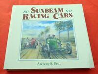 Sunbeam Racing Cars 1910-1930 Hardcover Anthony Heal Barry Lake