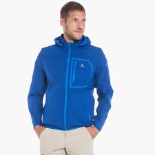 Schöffel Windbreaker Jacket M2 50/L Herren leichte Pack-Away Windjacke blau NEU