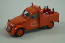 Norev Modellauto 1:43 Citroen 2 cv Pick-up Securite Aero Club
