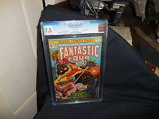Marvel Comics Fantastic Four #137  CGC 7.5 1973