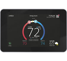 "Lennox iComfort S30 Ultra Smart Programmable Thermostat, 7"" HD Color Display"