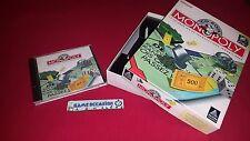 MONOPOLY   / COFFRET JEU PC CD-ROM  / BIG BOX EN BOITE