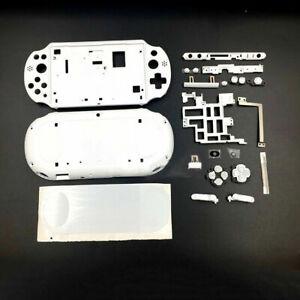 Full Set Housing Shell Protective Case Cover LR Button for Psvita2000 PSV2000