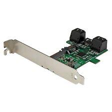 Startech.com Port Multiplier Controller Card - 5-port Sata To Single Sata Iii -