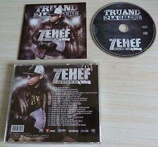 RARE CD ALBUM TRUAND 2 LA GALERE ZEHEF 20 TITRES  2008 RAP FRANCAIS